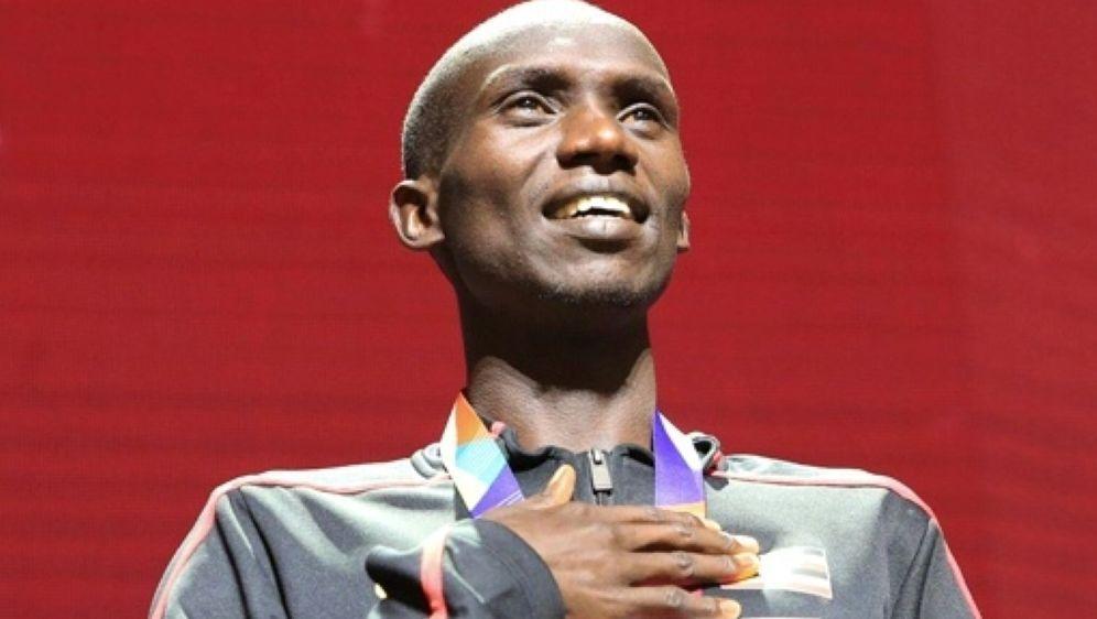 Joshua Cheptegei krönt mit Weltrekord überragendes Jahr - Bildquelle: AFPSIDMUSTAFA ABUMUNES
