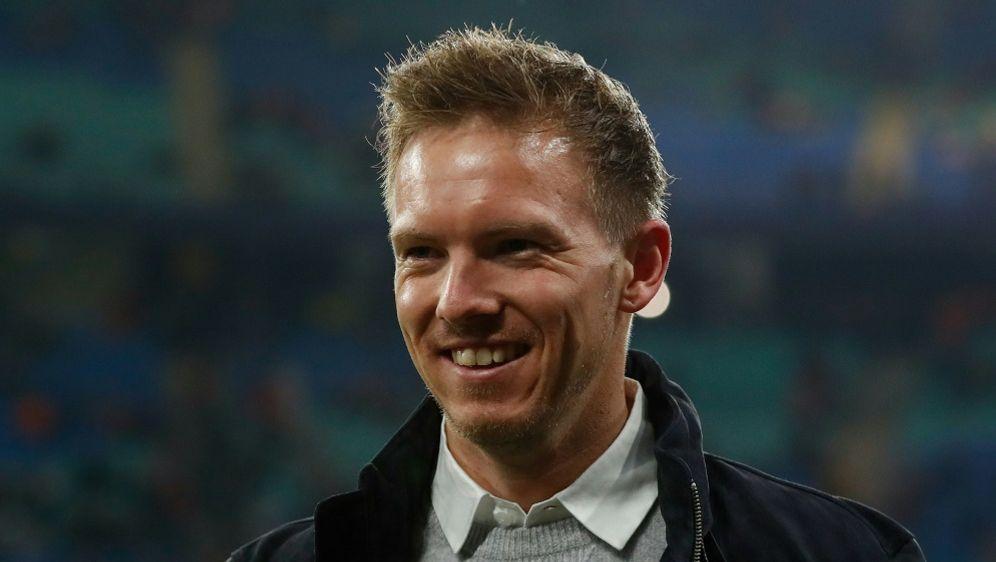 Trainer Julian Nagelsmann lobt Aufsteiger SC Paderborn - Bildquelle: AFPSIDOdd ANDERSEN