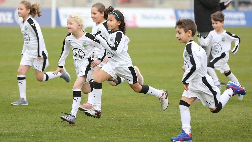 Fussball Ohne Torwart Jugend Reform In Bayern