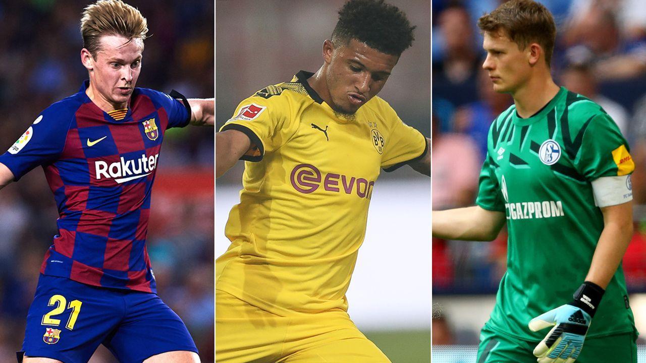 FIFA 20: Diese Spieler machen den größten Sprung - Bildquelle: Getty
