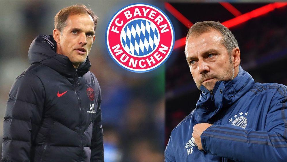 Thomas Tuchel und Hansi Flick: Ab Sommer als Trainer-Duo beim FC Bayern? - Bildquelle: 2019 Getty Images