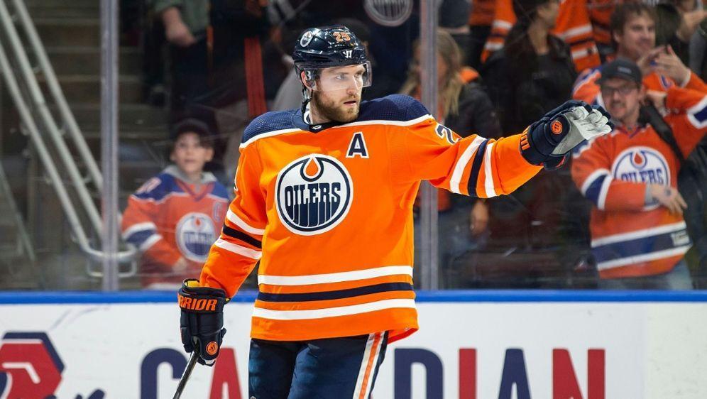 Draisaitl verlor mit Edmonton - Bildquelle: AFPGETTYSID
