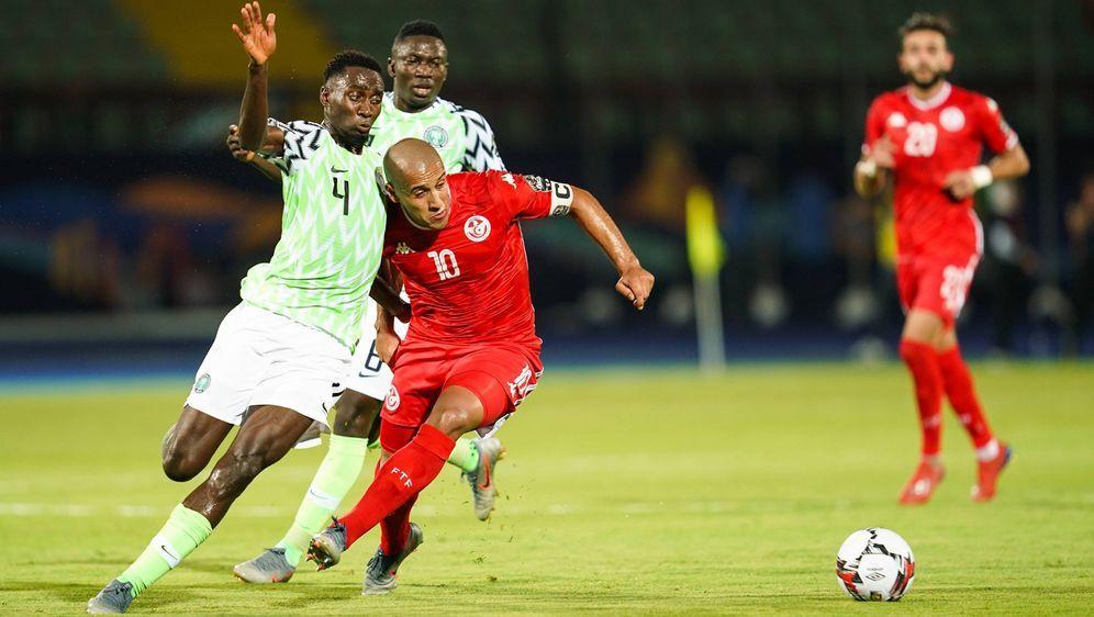 Gernot Rohr wurde mit Nigeria beim Afrika-Cup Dritter - Bildquelle: imago images / ZUMA Press