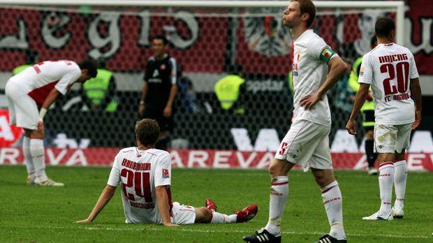 1.FC Nürnberg - Bildquelle: 2010 Getty Images