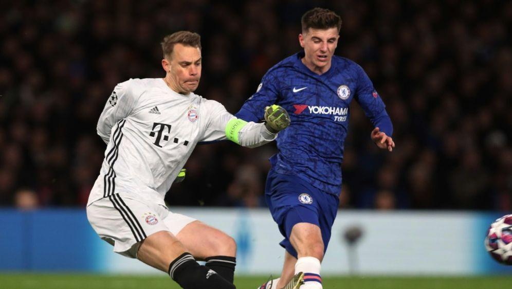 Bayern bestreitet Rückspiel gegen Chelsea in München - Bildquelle: FIROFIROSID