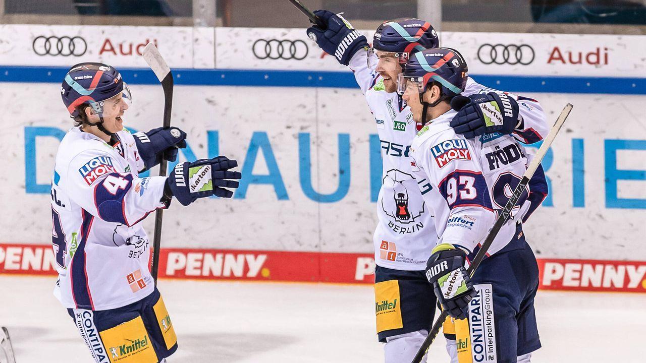 Deutschland: Meister-Power und Stanley-Cup-Champion - Bildquelle: imago images/Eibner