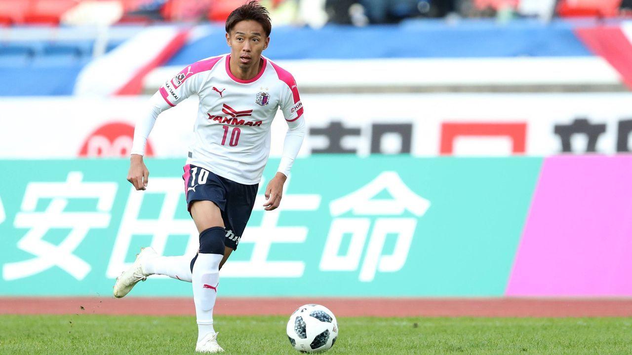 Hiroshi Kiyotake (Cerezo Osaka) - Bildquelle: imago/AFLOSPORT