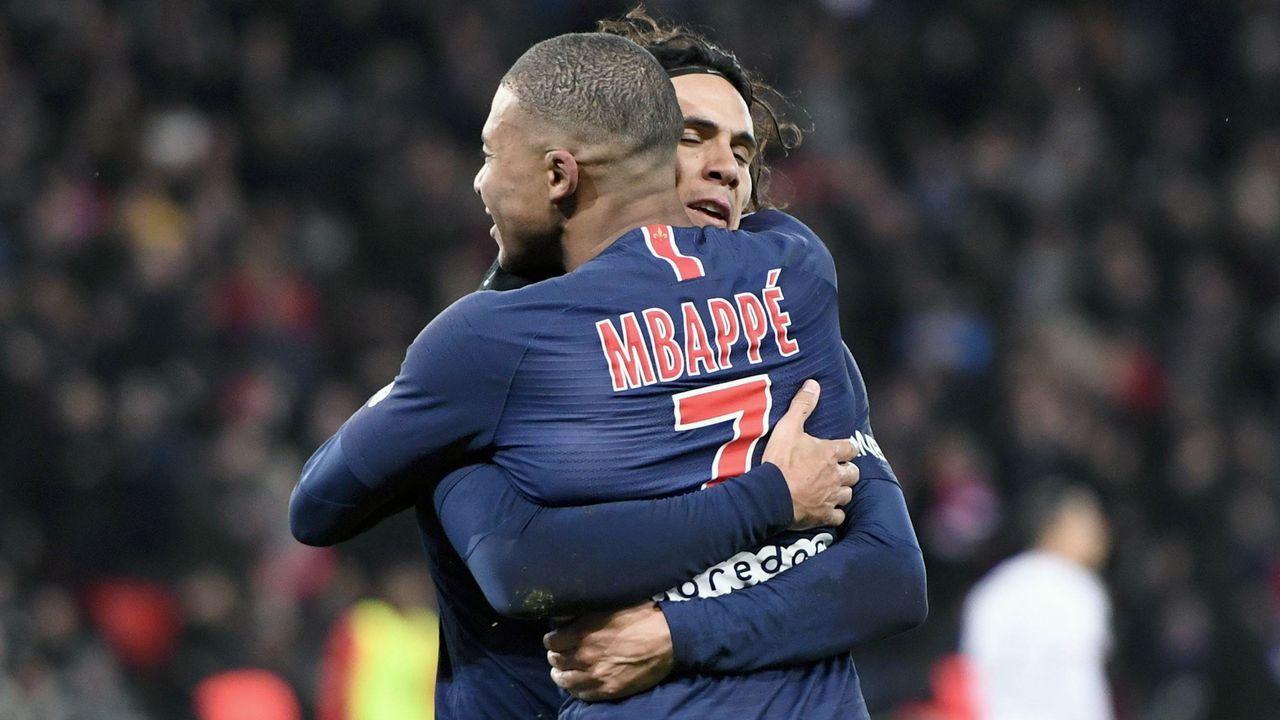 Platz 5: Ligue 1 (Frankreich) - Bildquelle: imago/PanoramiC