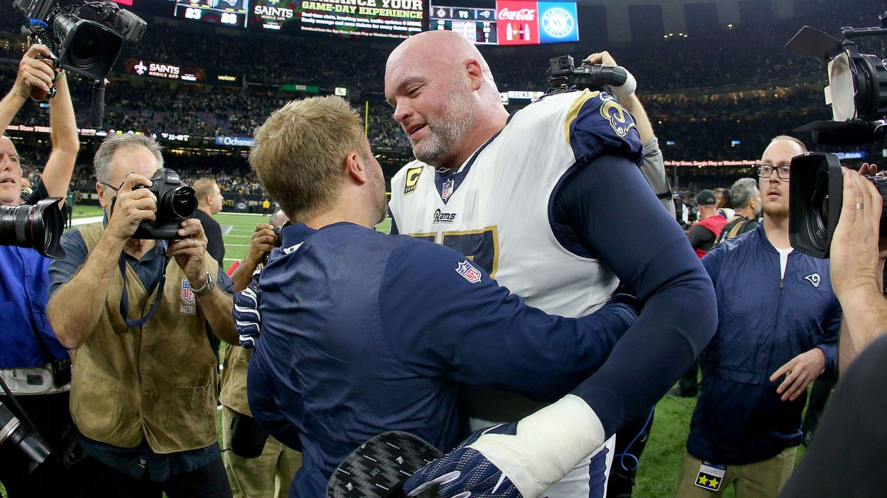 Andrew Whitworth (Los Angeles Rams) - Bildquelle: Getty Images