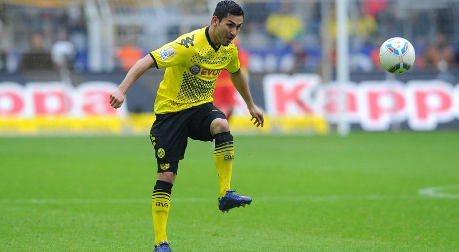 2011 - Ilkay Gündogan zu Borussia Dortmund (5,5 Mio.) - Bildquelle: imago sportfotodienst