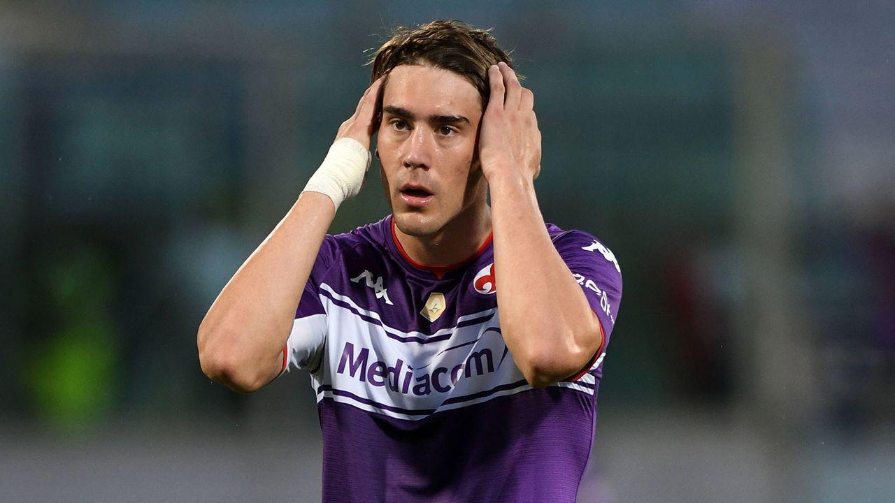 Dusan Vlahovic (AC Florenz) - Bildquelle: imago images/Buzzi