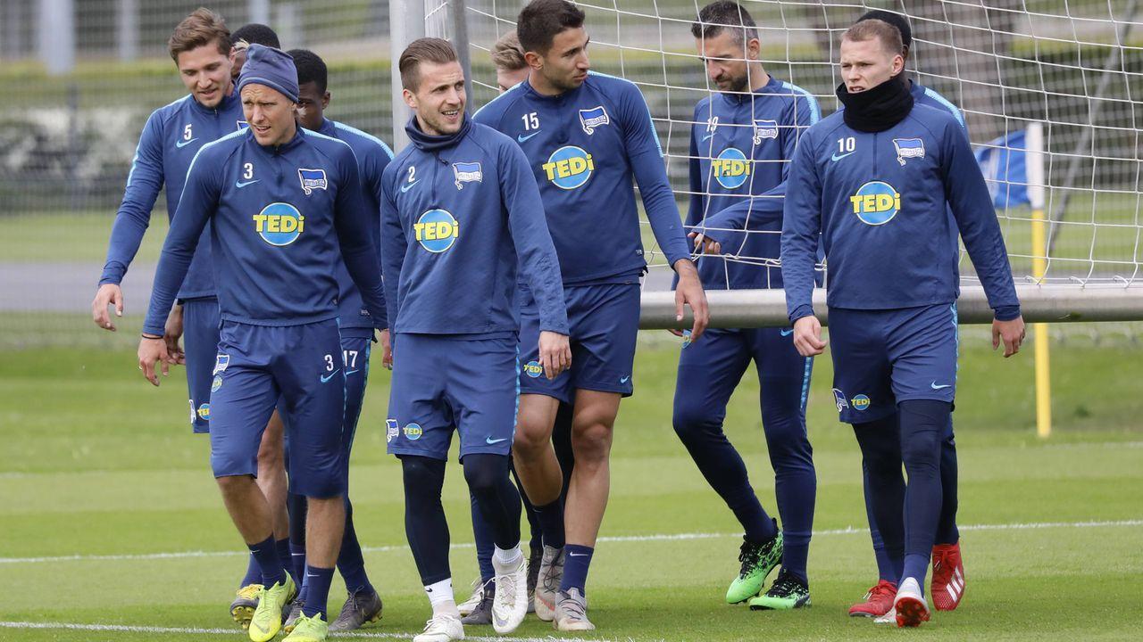 Hertha BSC - Bildquelle: imago images / Metodi Popow