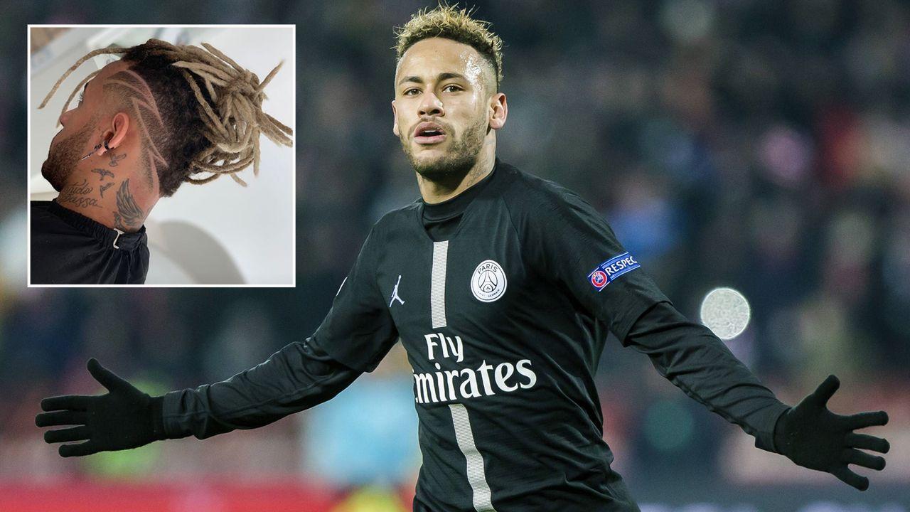 Neymar - Bildquelle: Imago/instagram@neymarjr