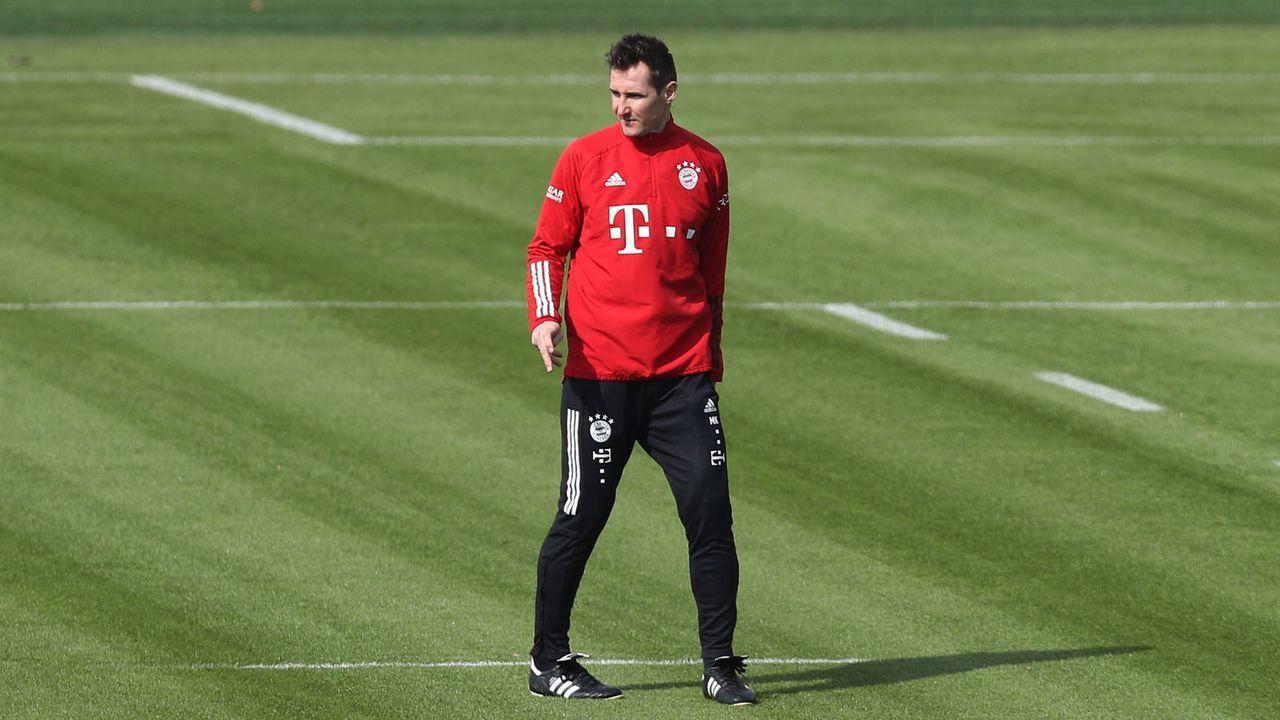 Miroslav Klose (FC Bayern München) - Bildquelle: Imago Images