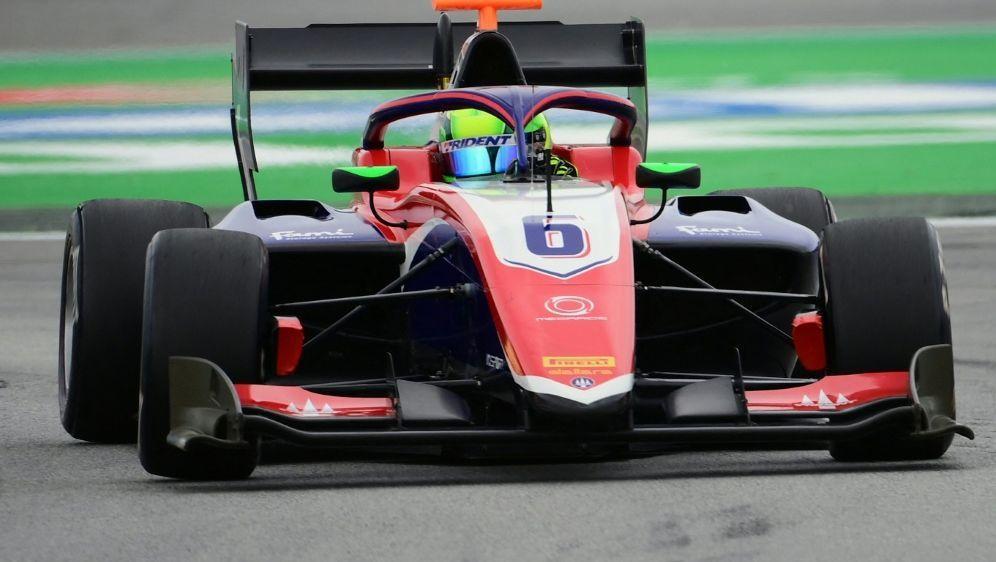 Guter vierter Platz in Ungarn für David Schumacher - Bildquelle: AFPSIDLLUIS GENE