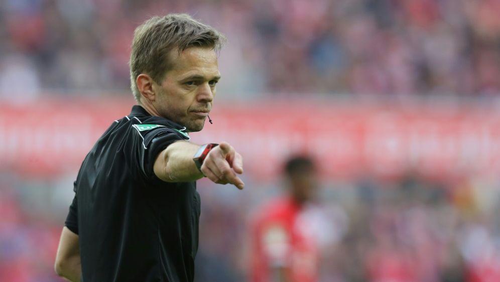 Jochen Drees vertraut auf den Videobeweis in der 2. Liga - Bildquelle: PIXATHLONPIXATHLONSID