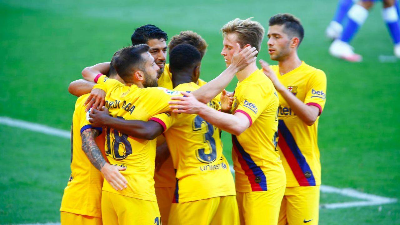 FC Barcelona  - Bildquelle: imago images/Cordon Press/Miguelez Sports
