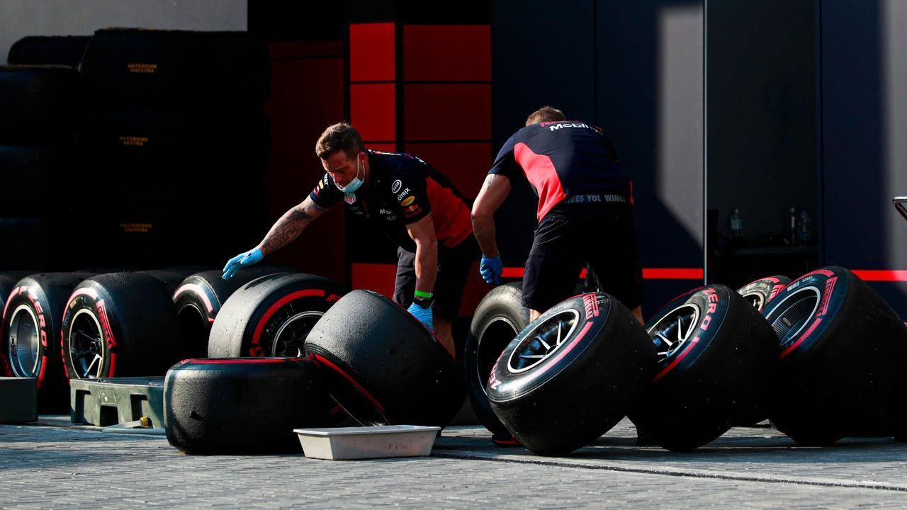 Neue Reifen - Bildquelle: Imago