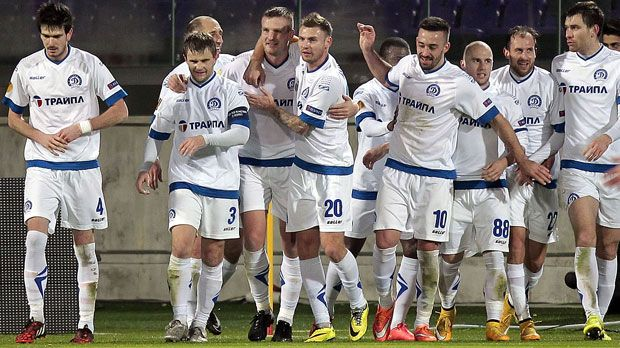 Dynamo Minsk - Bildquelle: 2014 Getty Images