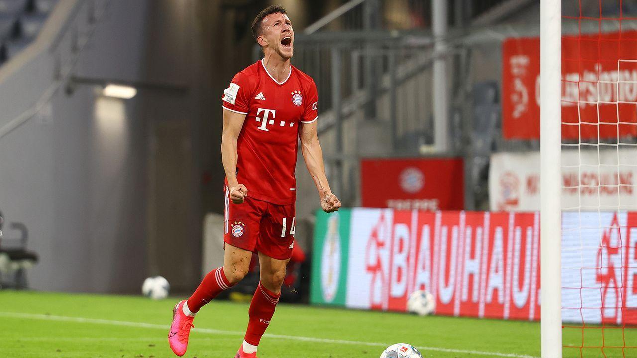 FC Bayern: Ivan Perisic - Bildquelle: Getty Images