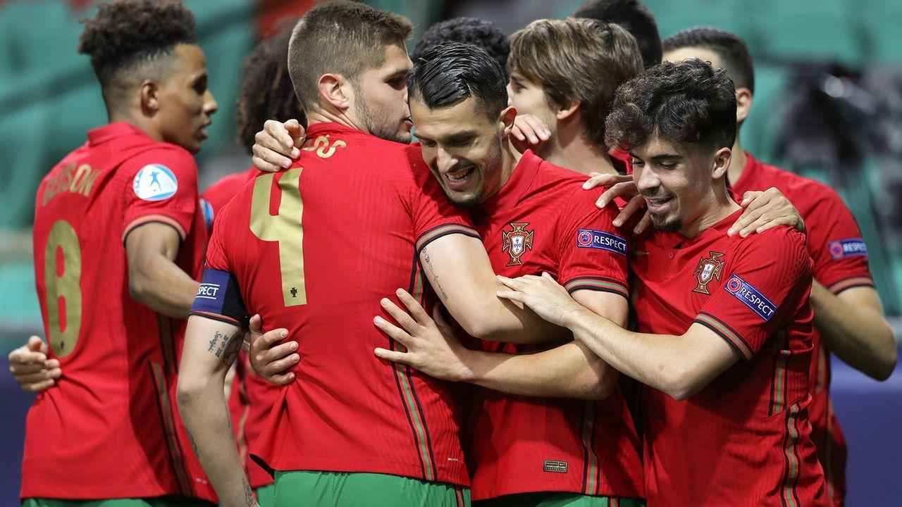 Die portugiesische U21-Nationalmannschaft im ran-Check - Bildquelle: Imago