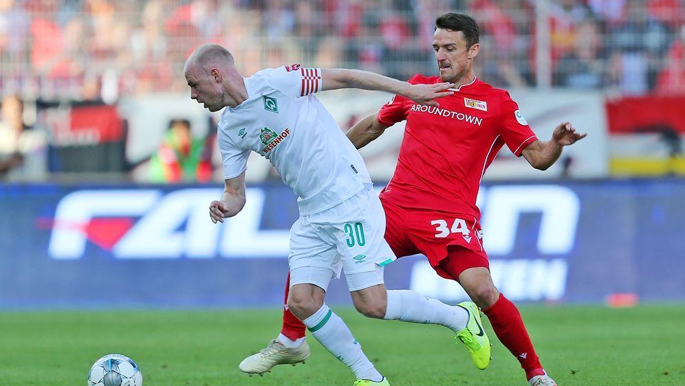 Werder Bremen siegt gegen Union. - Bildquelle: 2019 Getty images