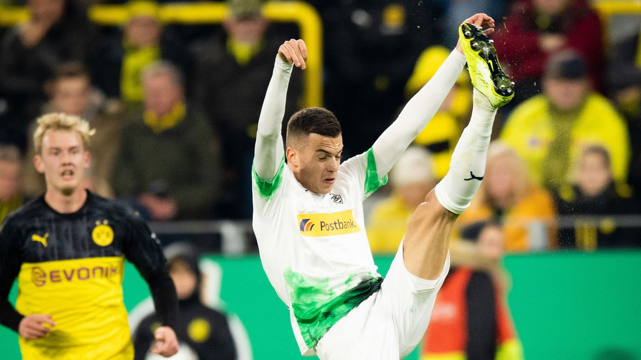 Laszlo Benes (Borussia Mönchengladbach) - Bildquelle: imago