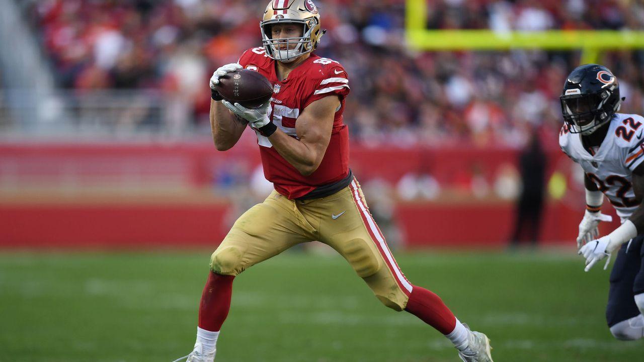 2 - San Francisco 49ers - Bildquelle: 2018 Getty Images