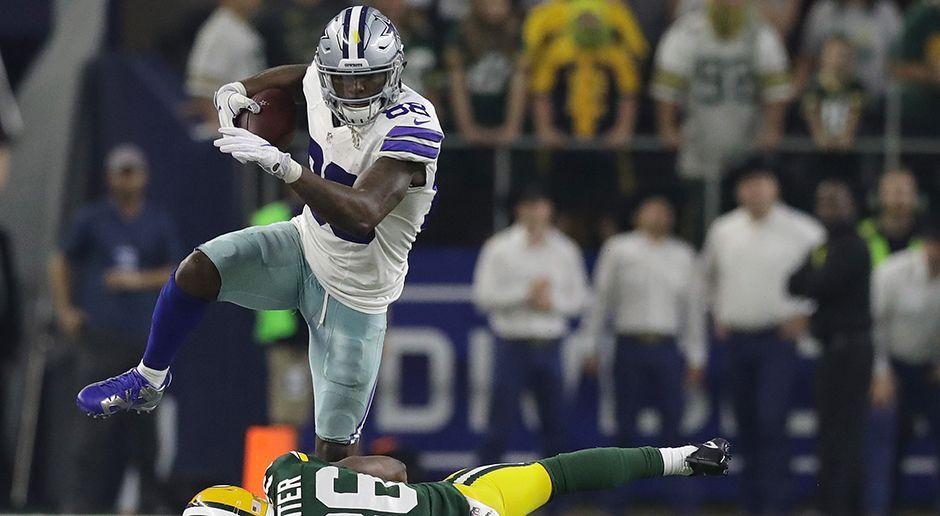 Platz 9: Dez Bryant - Wide Receiver (Dallas Cowboys) - Bildquelle: 2017 Getty Images