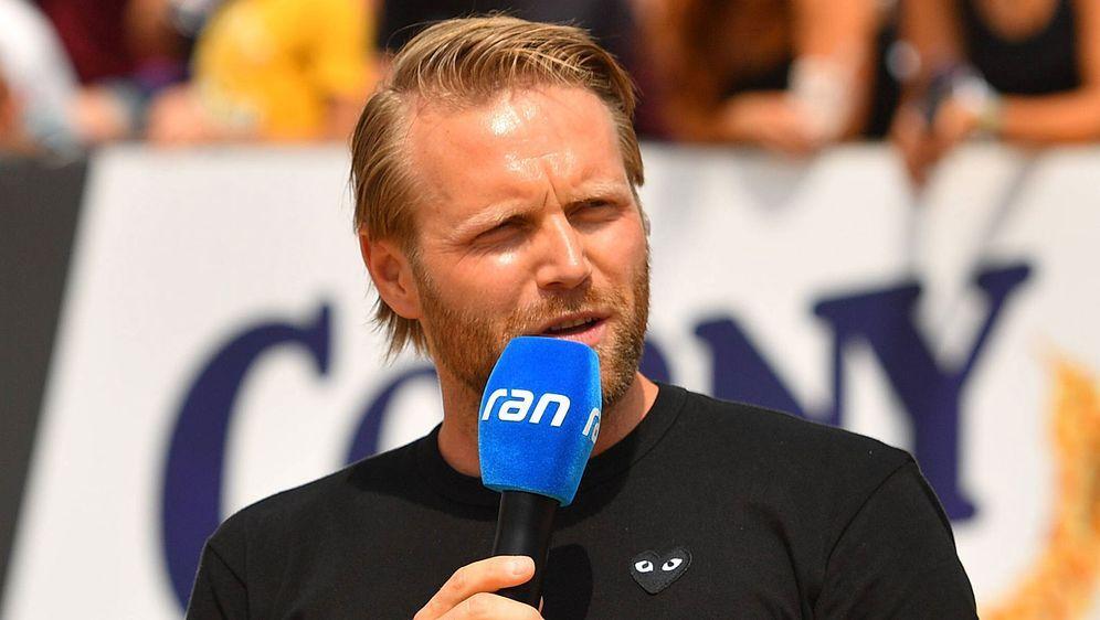 Julius Brink gewann 2012 mit Jonas Reckermann die Goldmedaille im Beachvolle... - Bildquelle: imago/Hentschel