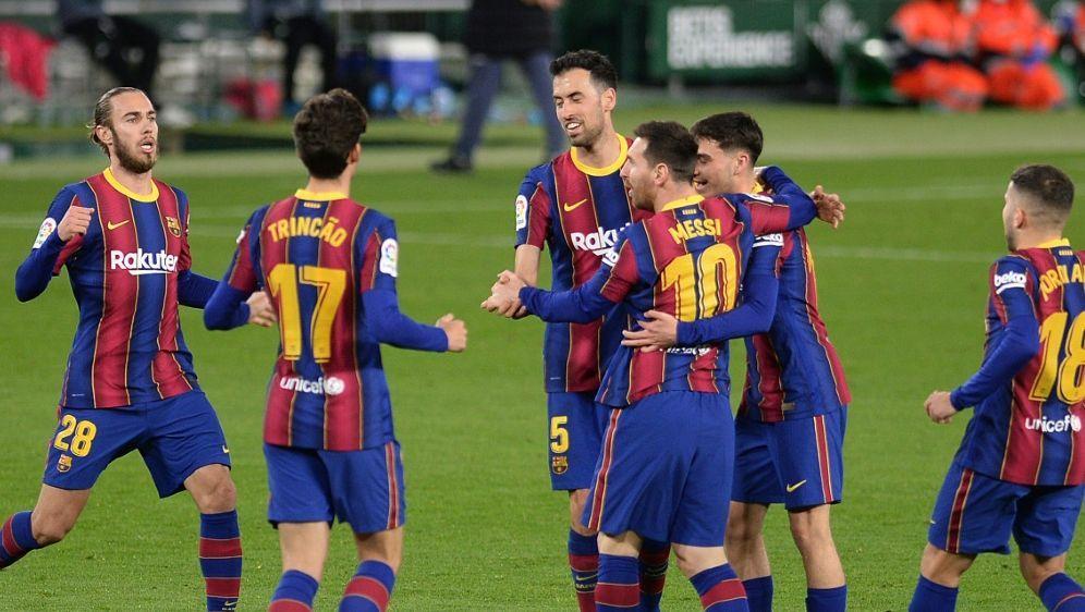 FC Barcelona siegt nach Rückstand - Bildquelle: AFPSIDCRISTINA QUICLER