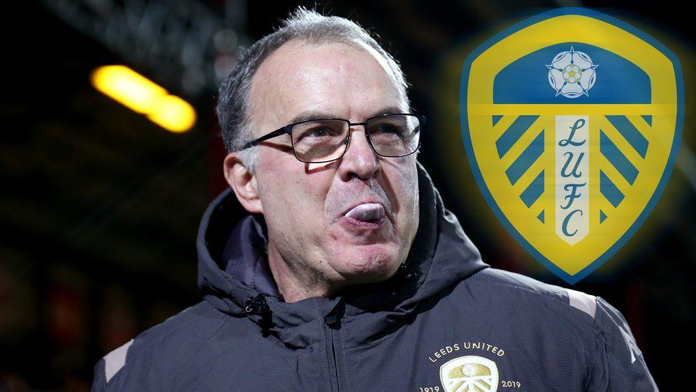 """""""El Loco"""" Marcelo Bielsa führt Leeds nach 16 Jahren zurück in die Erstklassi... - Bildquelle: 2020 Getty Images"""