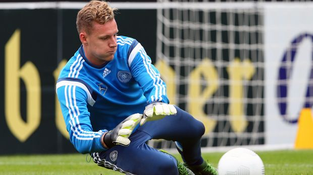 Tor - Bernd Leno (Bayer Leverkusen) - Bildquelle: 2015 Getty Images