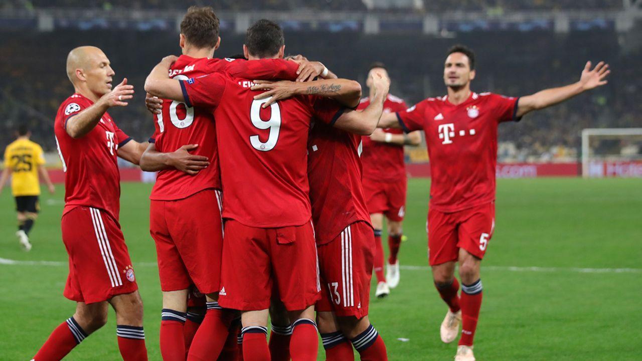 Champions League: Die Mega-Bayern bei AEK Athen in der Einzellobhudelei - Bildquelle: Getty Images