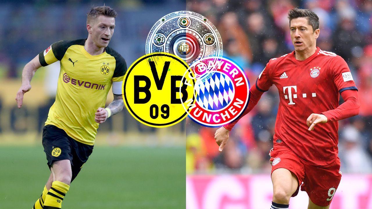 34. Spieltag: Die besten Bilder vom Bundesliga-Titelendspurt - Bildquelle: Getty/ran.de