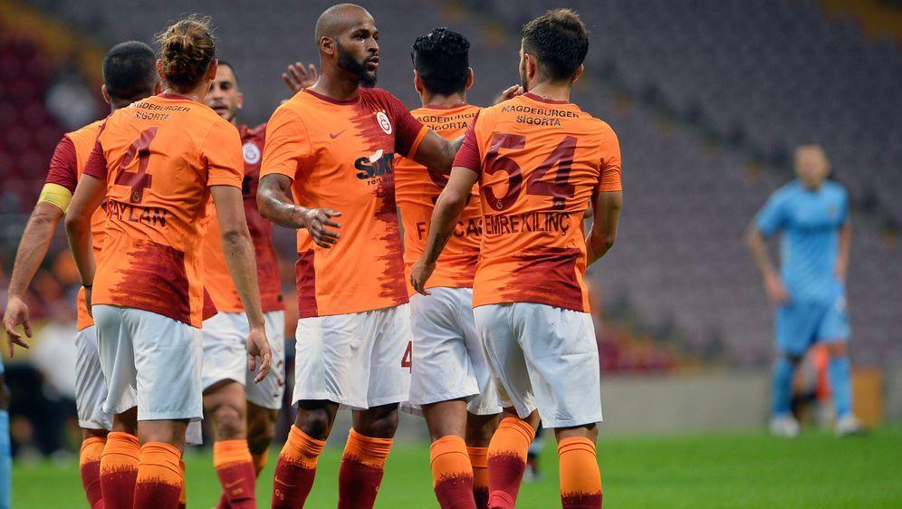 Galatasaray Istanbul wurde in der zurückliegenden Süper-Lig-Saison Sechster. - Bildquelle: imago images/Seskim Photo