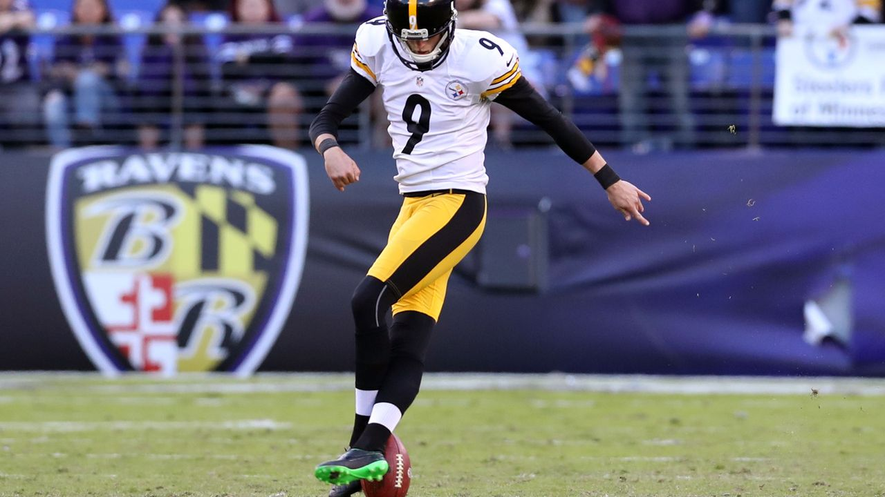 3. Chris Boswell (Pittsburgh Steelers) - Bildquelle: 2016 Getty Images