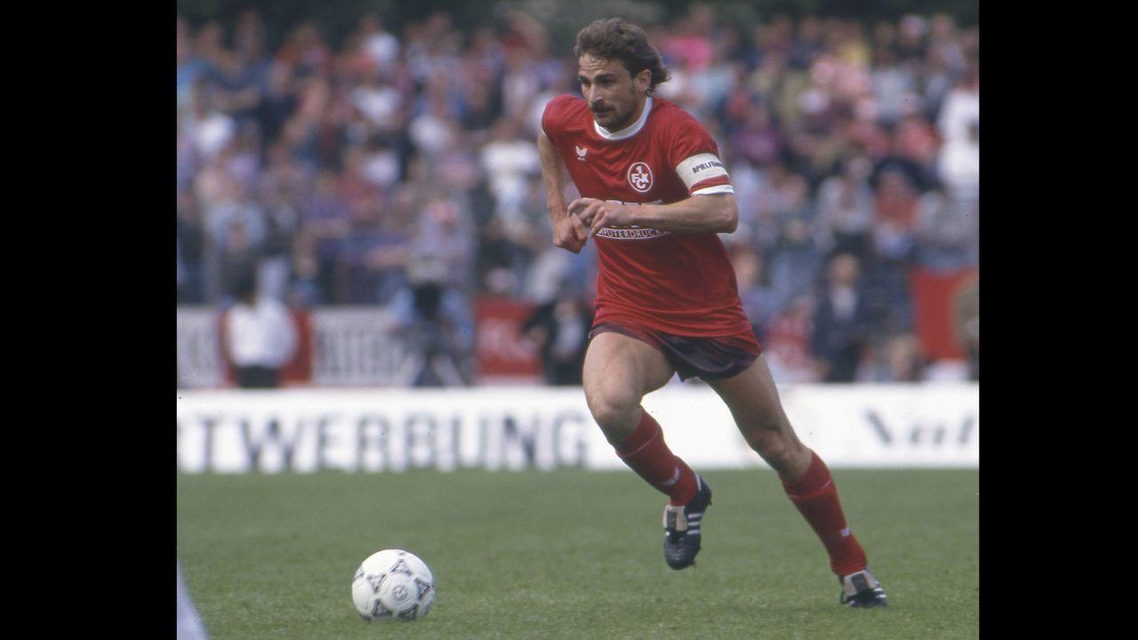 1. FC Kaiserslautern (1989 - 1995) - Bildquelle: imago images/Kicker/Liedel