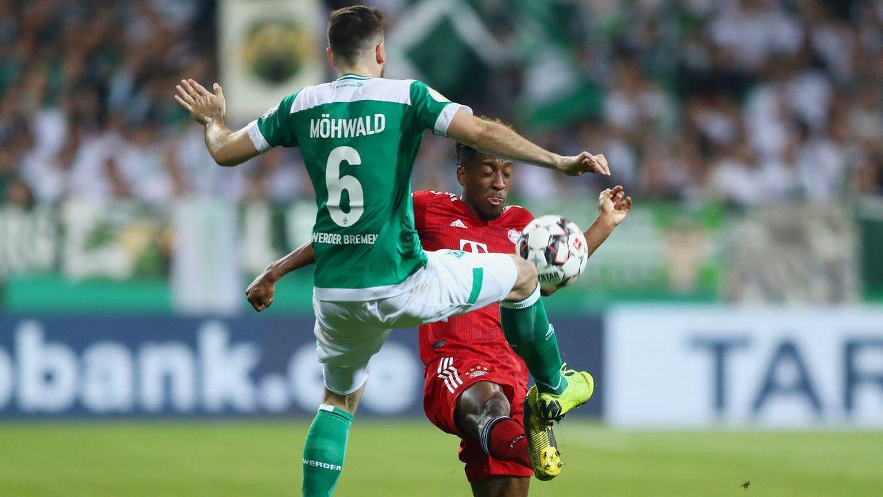 Kevin Möhwald (Werder Bremen)