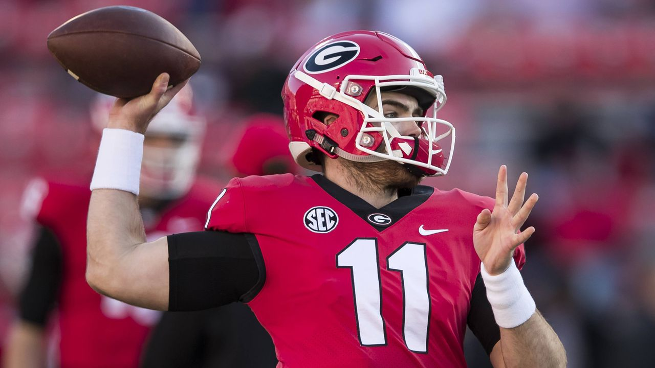Jake Fromm (Quarterback, Georgia) - Bildquelle: imago/ZUMA Press