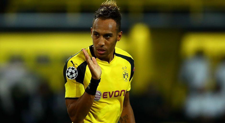 Pierre-Emerick Aubameyang (Gabun, Borussia Dortmund) - Bildquelle: 2016 Getty Images