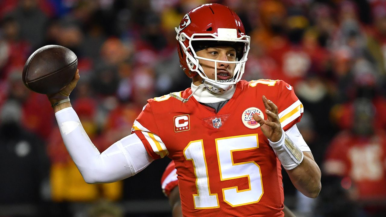 Platz 2: Patrick Mahomes (Kansas City Chiefs) - Bildquelle: 2019 Getty Images