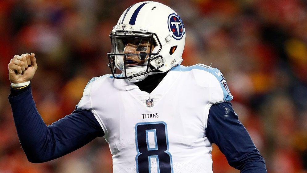 Für ihn beginnt bei den Las Vegas Raiders in der kommenden Saison ein neues ... - Bildquelle: Getty Images