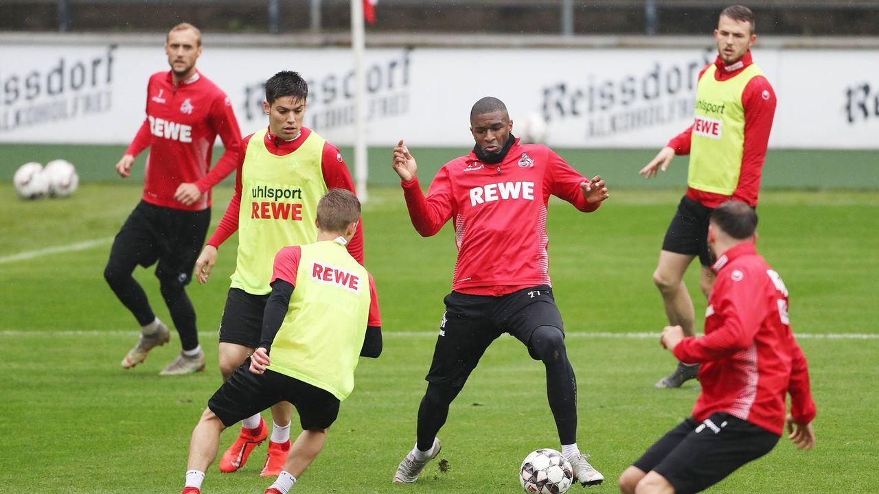 1. FC Köln  - Bildquelle: imago images / Herbert Bucco
