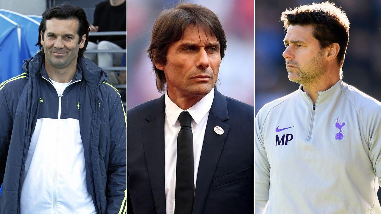 Nach Lopeteguis Entlassung: Die Trainerkandidaten bei Real Madrid - Bildquelle: Getty Images/Imago