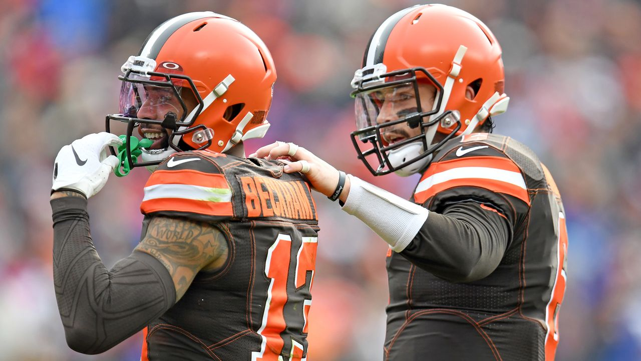 Verlierer: Cleveland Browns - Bildquelle: 2019 Getty Images
