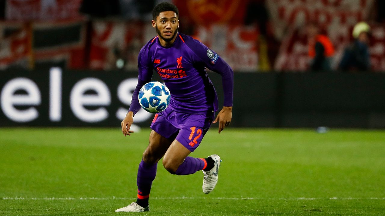 Abwehr - Joe Gomez (FC Liverpool) - Bildquelle: 2018 Getty Images