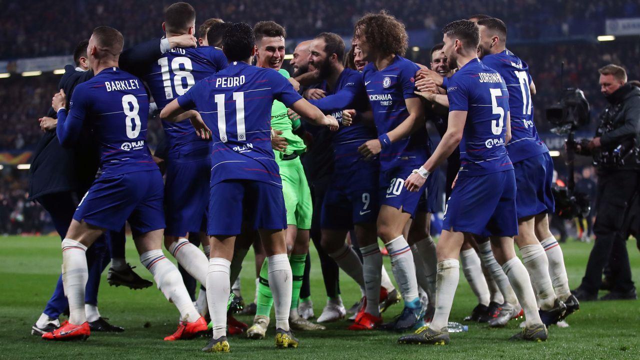 FC Chelsea - Bildquelle: 2019 Getty Images
