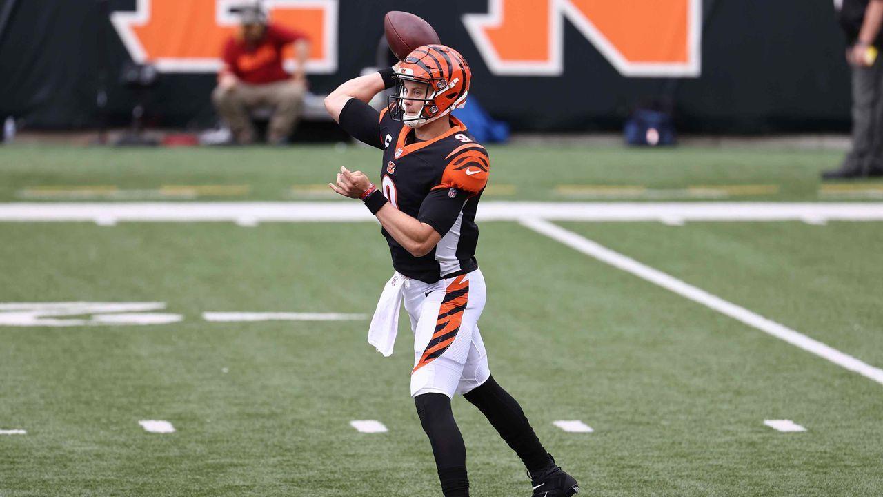 5. Pick: Cincinnati Bengals - Bildquelle: getty