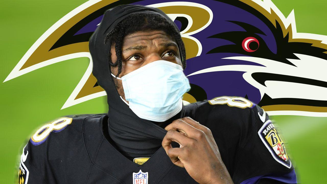 Lamar Jackson (Baltimore Ravens) - Bildquelle: imago images/UPI Photo